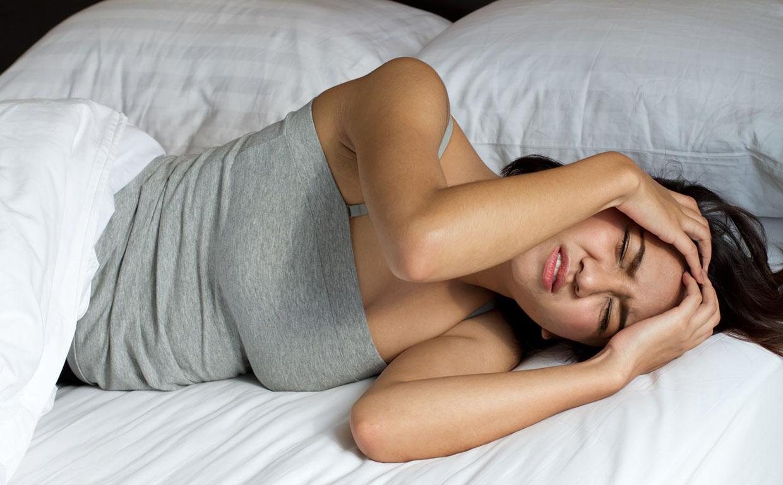 Нарушение сна - щитовидная железа не в порядке
