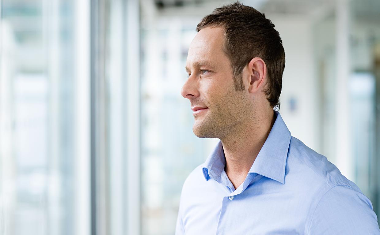 Заболевания щитовидной железы бывают и у мужчин